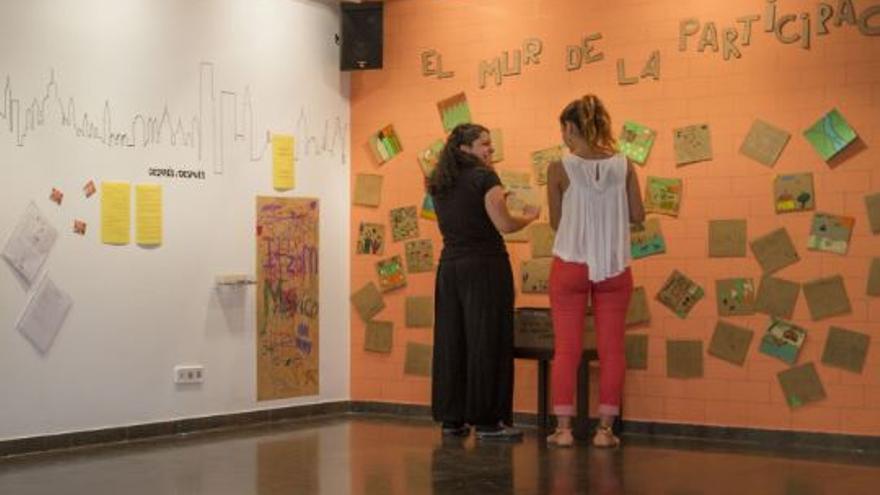 Exposición del IVAM resultado de los talleres formativos