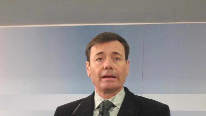 """AMP- Gómez anuncia que """"mañana con toda probabilidad"""" se presentará el recurso del euro por receta ante el TC"""