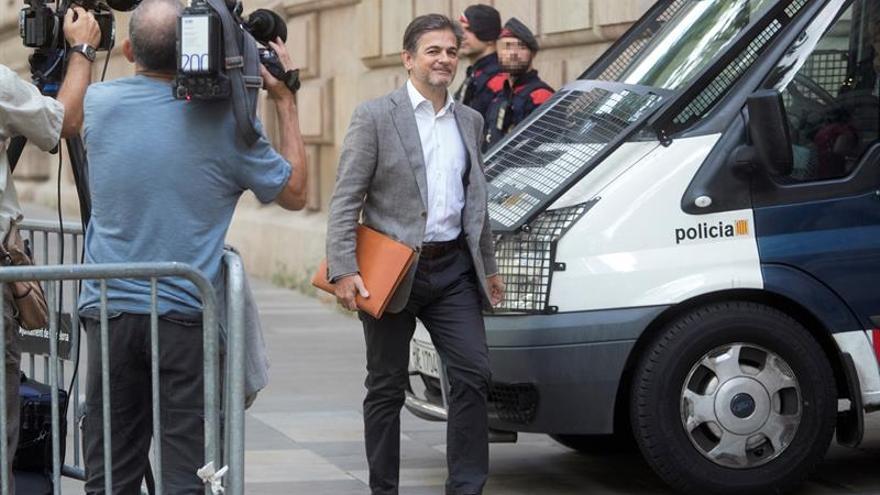 La juez ordena el ingreso en prisión de Oriol Pujol por el caso de las ITV