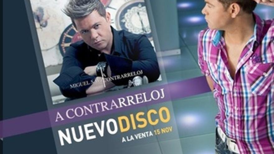 Nuevo Disco De Miguel Sáez