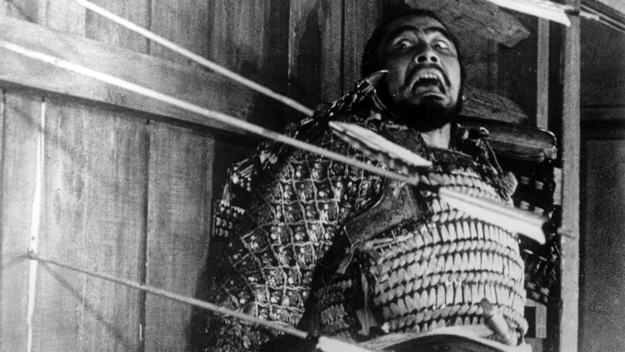 Trono de Sangre, de Akira Kurosawa