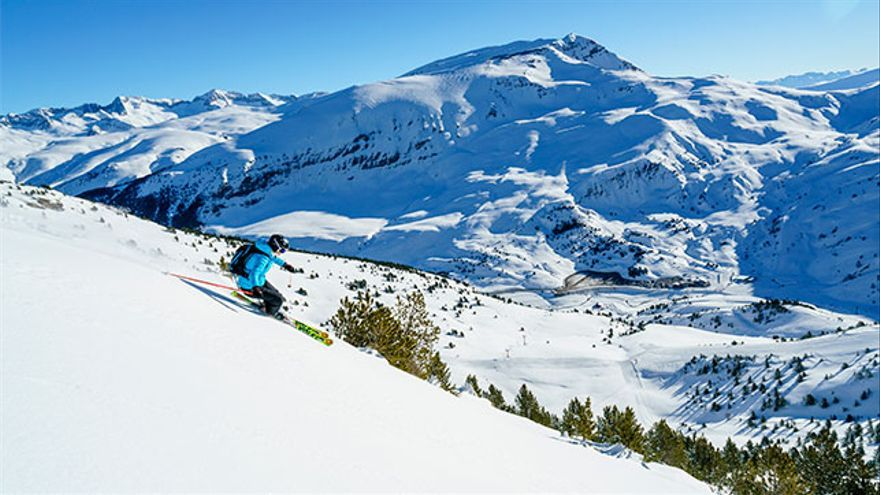 Cerler espera con 77 kilómetros esquiables
