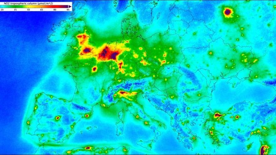 """La ESA aumentará su vigilancia de la """"emergencia"""" climática del planeta"""