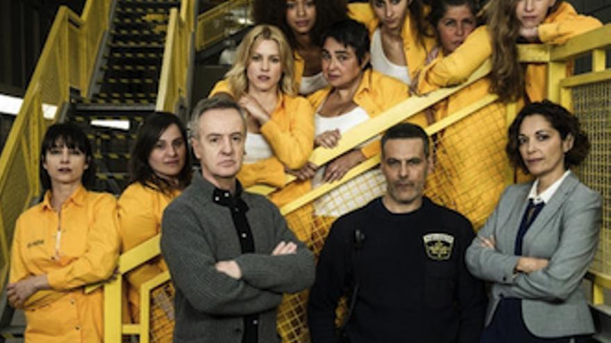 'Vis a vis', una prueba de fuego para las series españolas