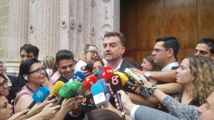 """Maíllo afirma que Díaz ya no tiene """"más tiempo que perder"""" y que """"cuanto antes"""" tiene que nombrar a su Gobierno"""