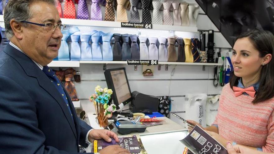 Un plan especial de seguridad protegerá a los consumidores y el comercio en Navidad