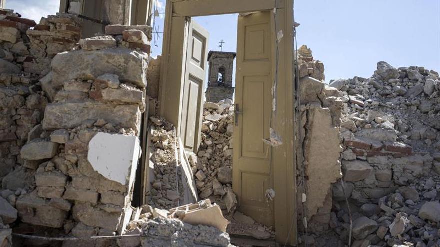 Exteriores confirma la muerte de una española en el terremoto de Italia