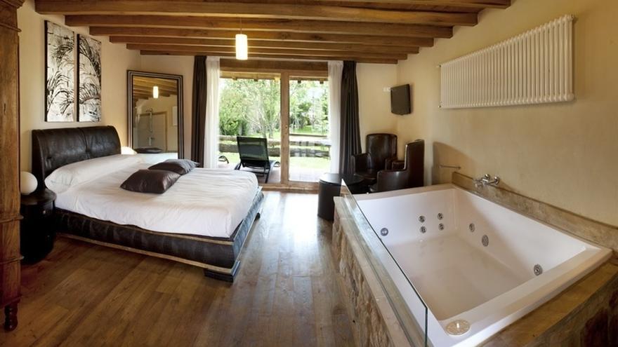 El 14 8 de las casas rurales de cantabria son accesibles para personas con movilidad reducida - Casas rurales con spa en cantabria ...