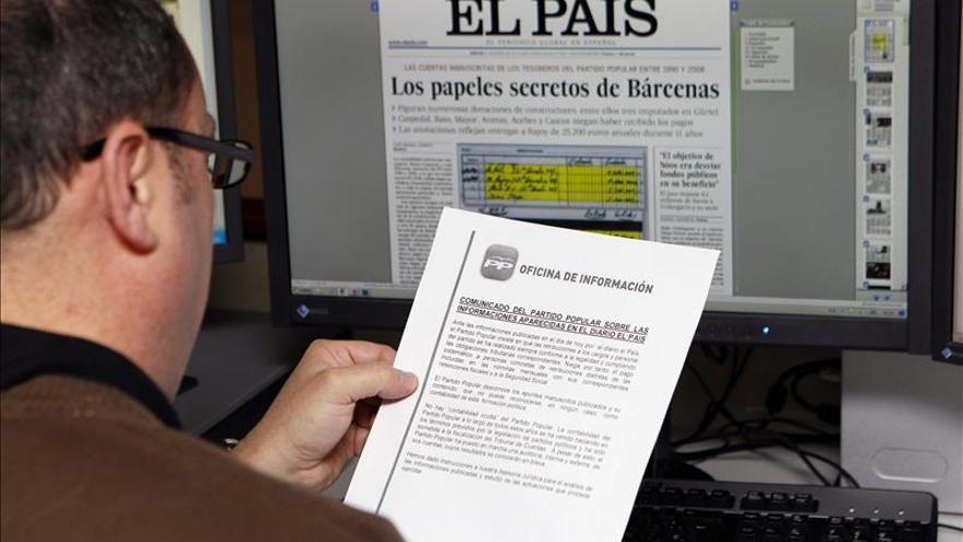 El PP insiste en la transparencia de su contabilidad y en los pagos legales