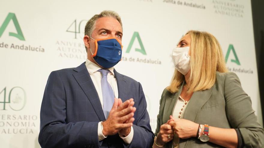 """Andalucía se prepara para llegar a los 3.000 ingresos por Covid-19: """"Vamos camino de ello"""""""
