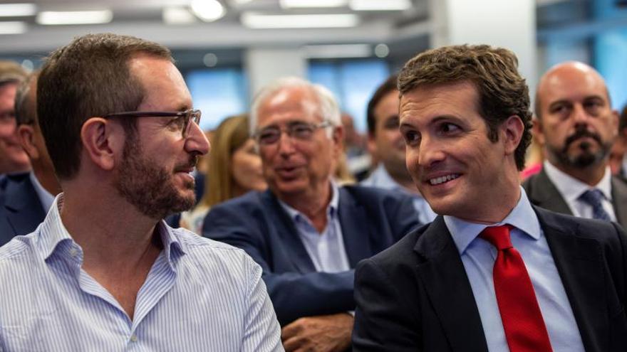 Casado renueva la dirección del PP con Ana Beltrán como nueva número tres