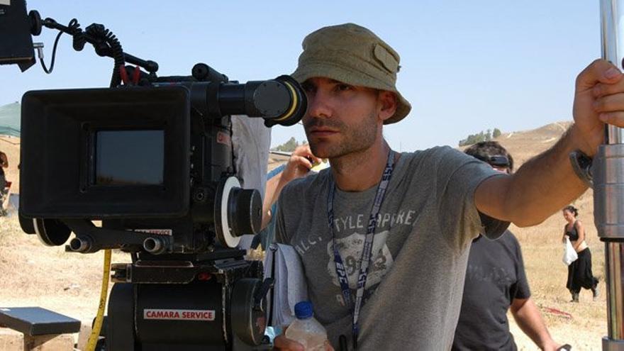 El director de cine F. Javier Gutiérrez