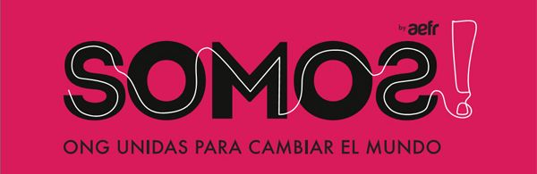 """Logo de la Campaña """"SOMOS"""""""