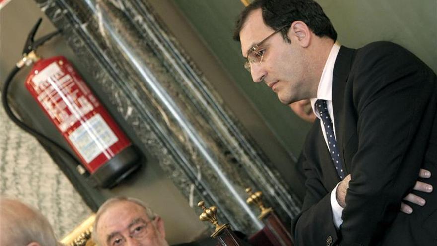 Velasco interroga hoy a la abogada Zurriarain en relación al frente de makos