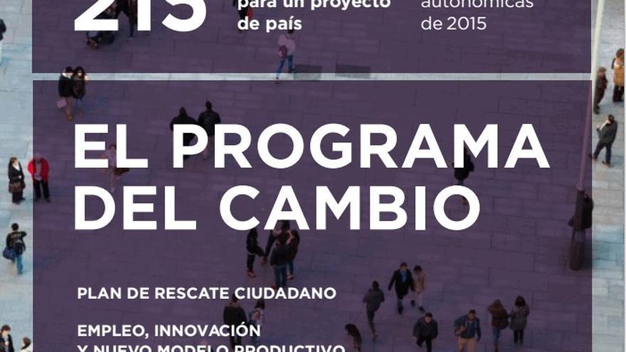 Programa Podemos