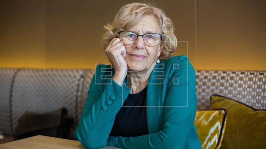 """Carmena celebra el desbloqueo de un plan """"empantanado"""" y su sostenibilidad"""