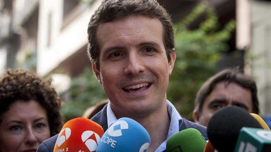 """El PP vincula el no del PSOE con un posible congreso para """"echar"""" a Sánchez"""