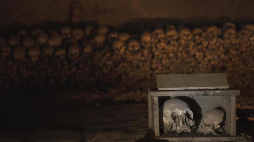Piden al Vaticano que renuncie a las ganancias sobre las catacumbas de Nápoles