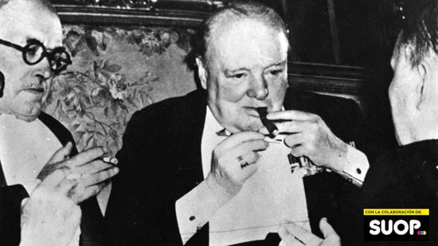 Seguimos el ejemplo de Winston Churchill y estamos poniéndonos púos y a vosotros os dejamos con el programa de esta semana, que es alimento para el alma