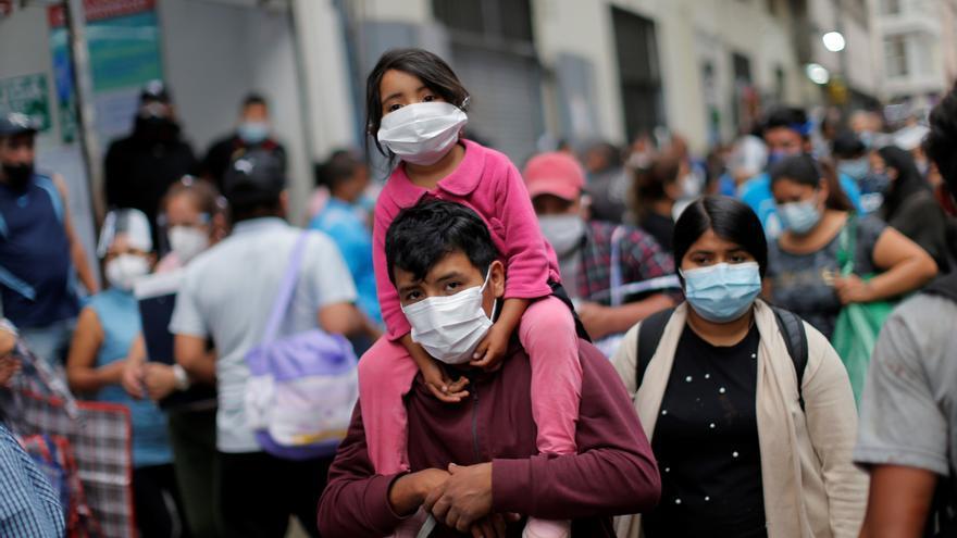 Perú suma 2.881 casos, 64 fallecidos y confirma una segunda ola de pandemia