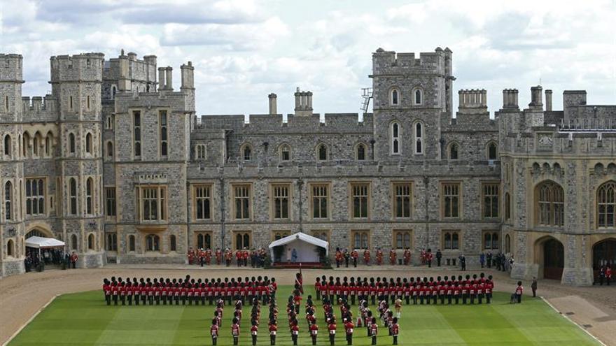 La Policía refuerza la seguridad del castillo de Windsor