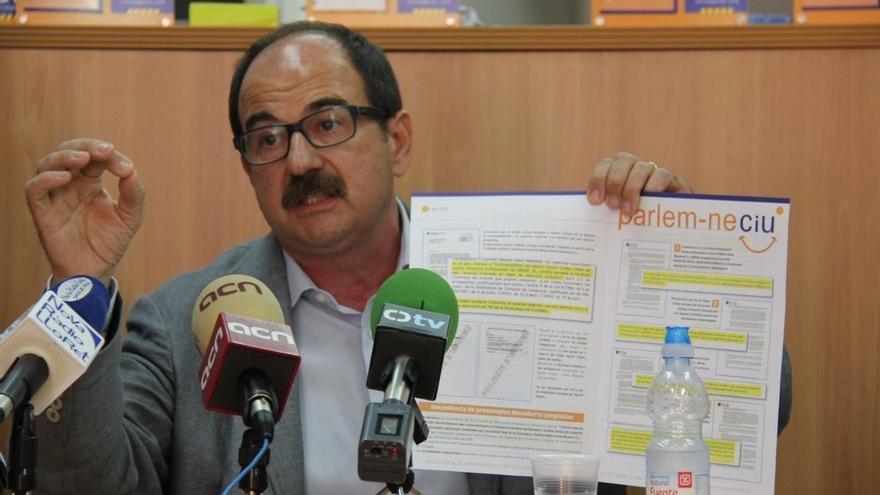 El ex-alcalde de Lloret nombrado vicepresidente de una comisión del Parlament mientras el fiscal pide investigarlo