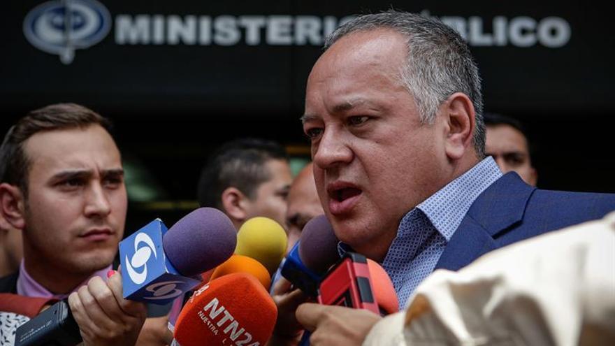 Cabello plantea nacionalizar Banesco, uno de los grandes bancos de Venezuela