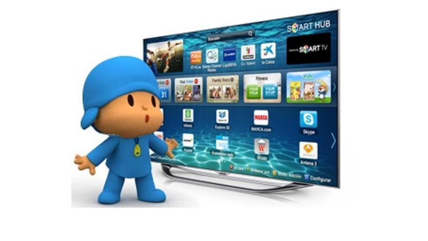Pocoyó para smart TV