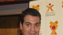 El secretario general de Juventudes Socialistas, Nino Torre