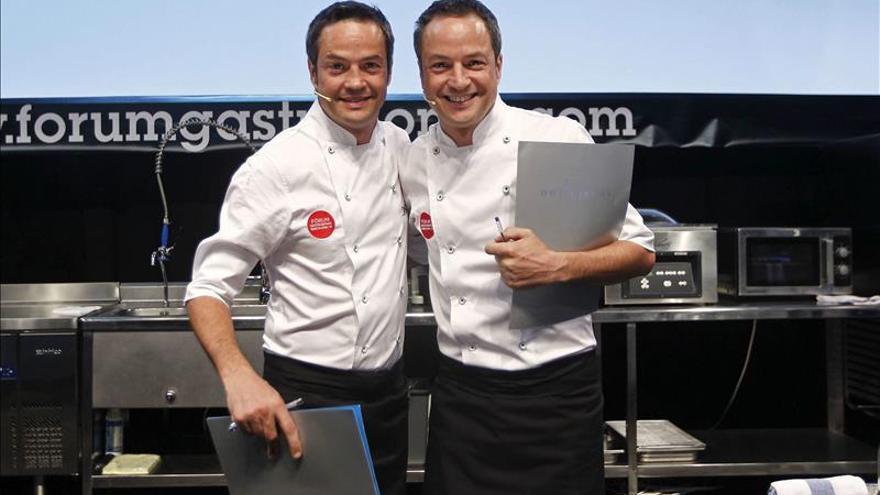 Los hermanos Torres ponen la nota gastronómica en el Festival de Pedralbes