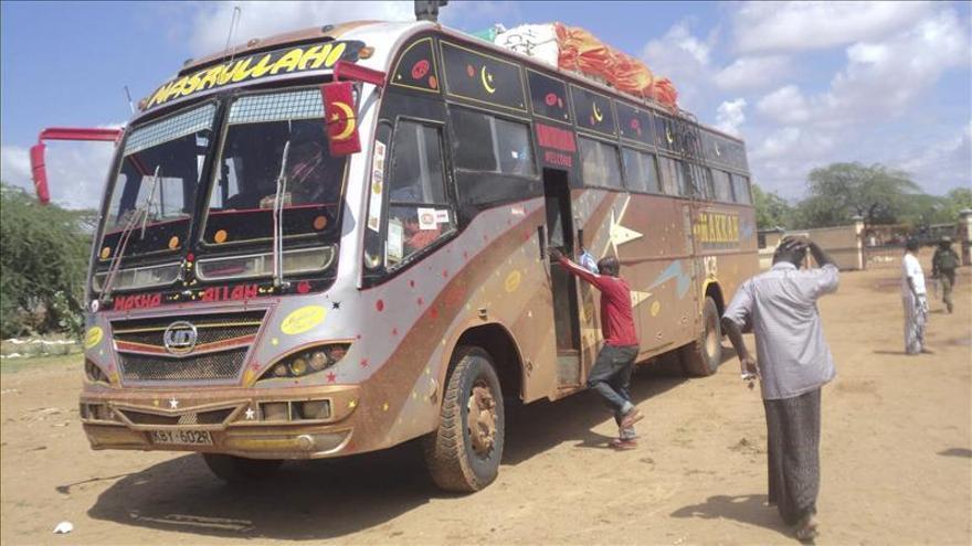"""Kenianos """"ocupan"""" la calle para denunciar inseguridad del país tras atentados"""