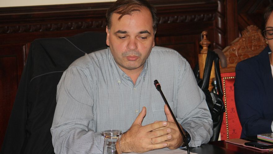 Jesús Morera ha renunciado este miércoles al acta de concejal.