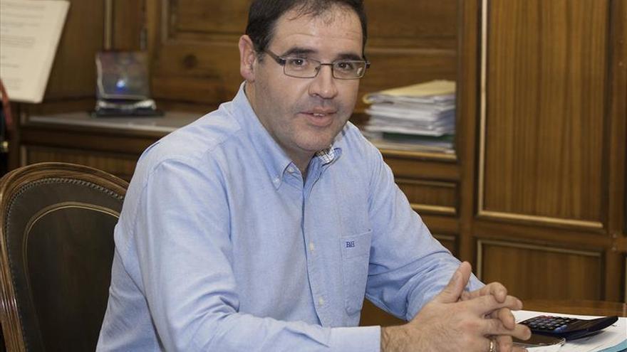 La sede del PP de Cuenca amanece con pintadas de apoyo al agresor de Rajoy