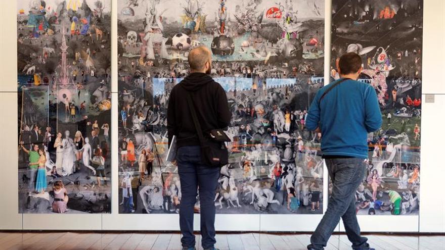 Ávila acoge la exposición más variada y contemporánea de la Colección Bassat