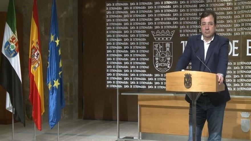 """Vara destaca el diálogo con PP y Podemos y dice que si hay """"encuentros o desencuentros"""" no tienen que ser """"definitivos"""""""