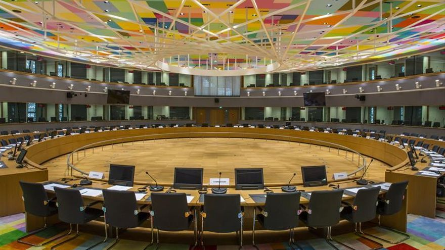"""La UE estrena un """"edificio-huevo"""" de 321 millones de euros en Bruselas"""