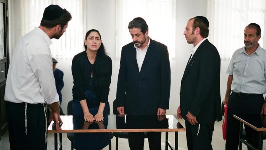 """Los israelíes Elkabetz denuncian en """"Gett"""" las leyes arcaicas de su país"""