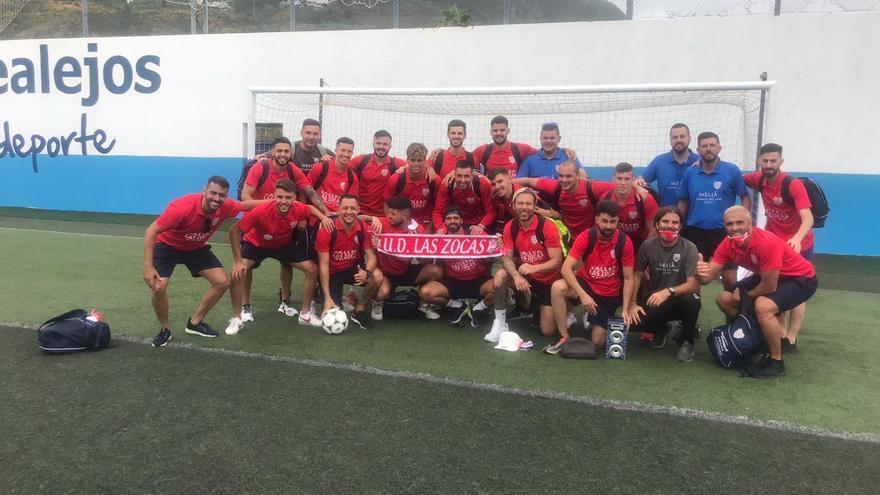 Televisión Canaria emitirá la eliminatoria de ascenso a Tercera entre Las Zocas y Arucas