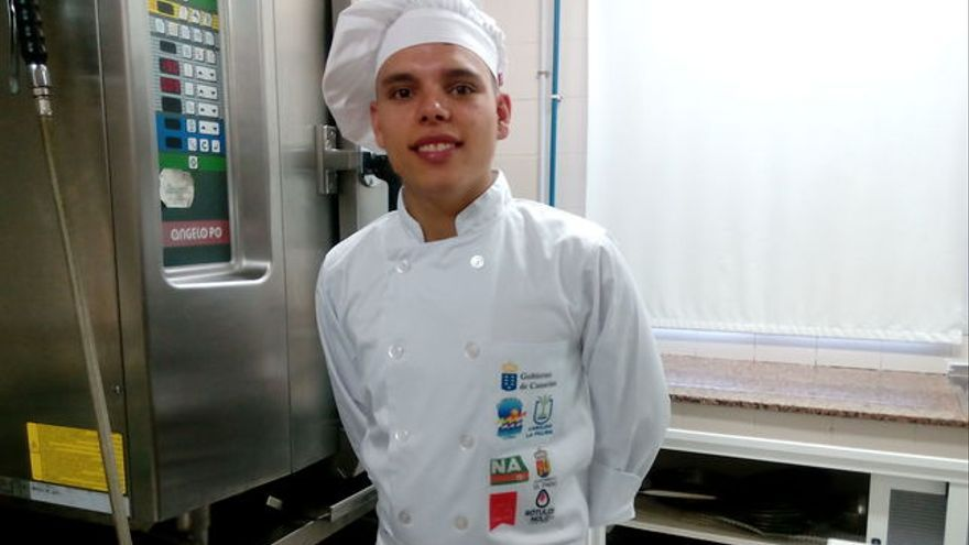 William Lorenzo viajará a Brasil para participar en el certamen.