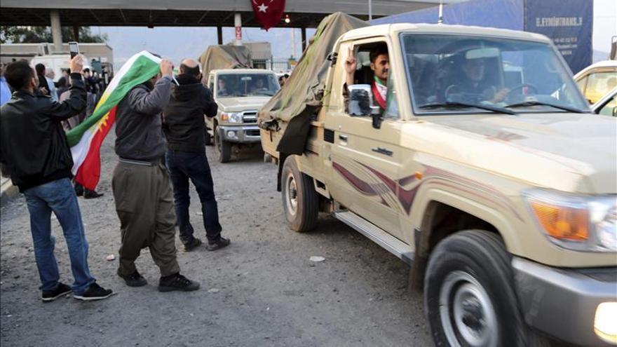 Combatientes kurdos recuperan el control de 6 pueblos en el noreste de Siria