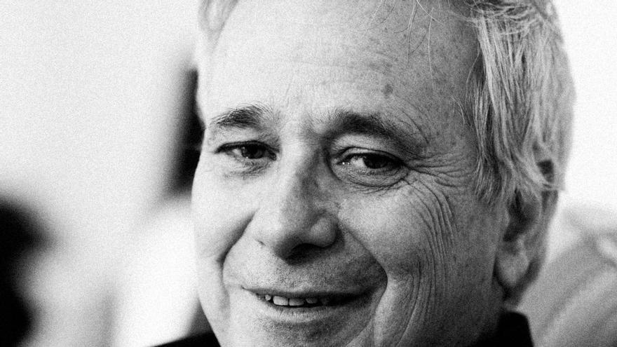 Illan Pappé, historiador israelí y autor del libro La cárcel más grande de la Tierra