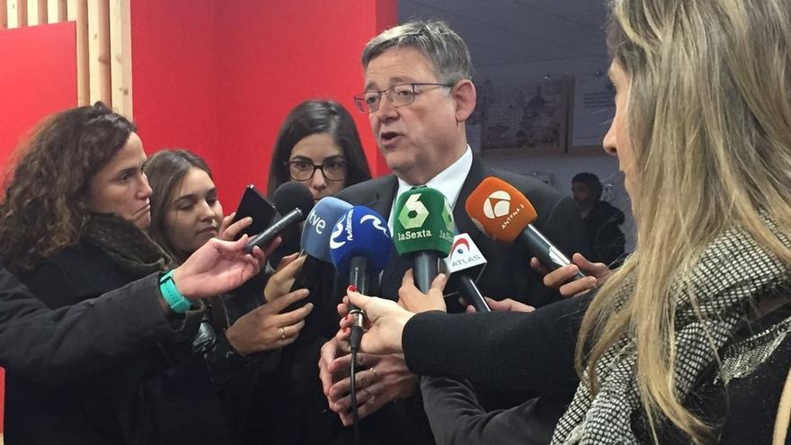 """Puig cree que al PSOE """"le conviene"""" un encaje claro con el PSC y sumar en Cataluña: """"Tenemos que ser pegamento"""""""