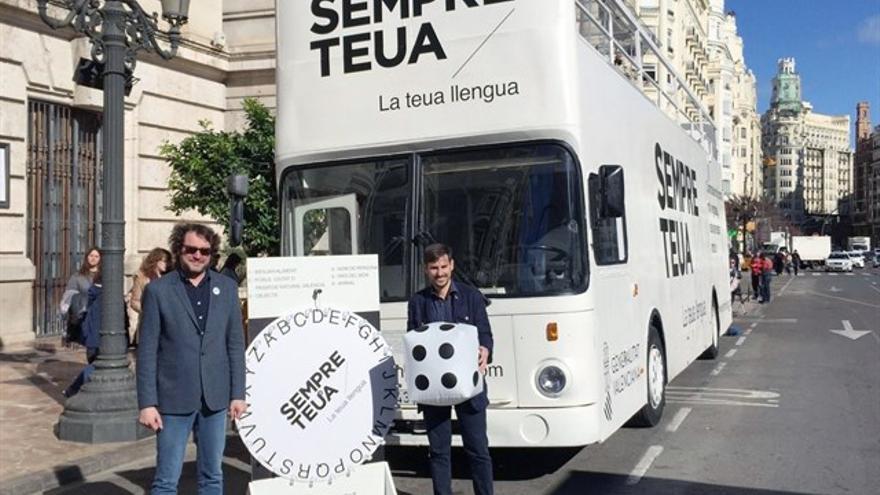 El Bus de la Llengua a València