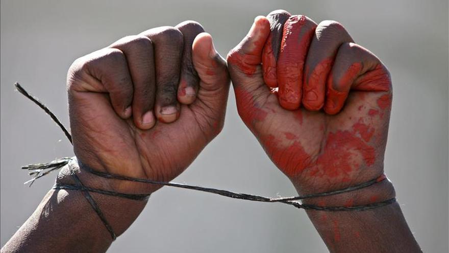 17 ONG piden la inmediata liberación de antiesclavistas presos en Mauritania