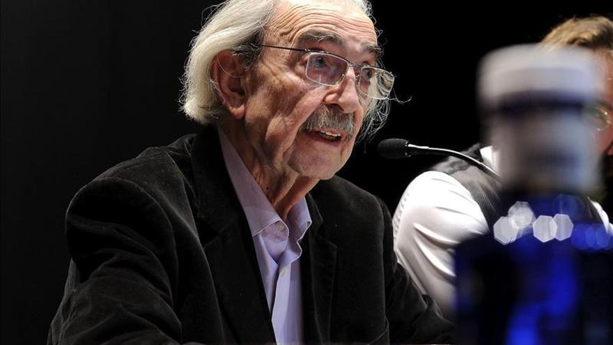 Fallece en México autor argentino Juan Gelman