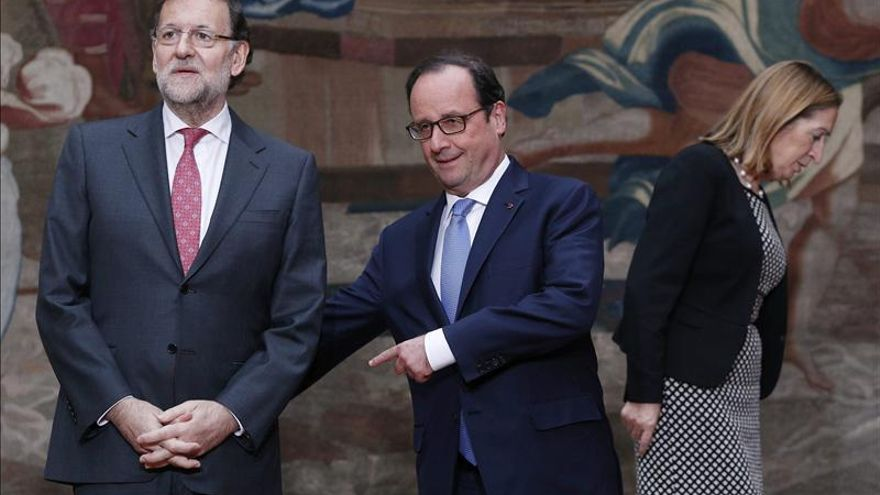 Hollande dice que no se harán excepciones penitenciarias con presos de ETA
