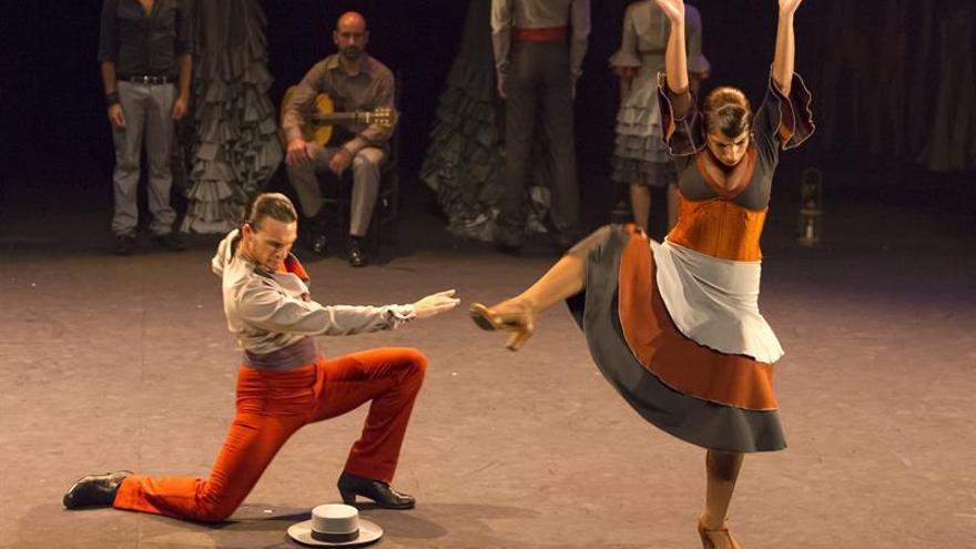 "El coreógrafo Daniel Doña mezcla tradición y vanguardia en ""Hábitat"""