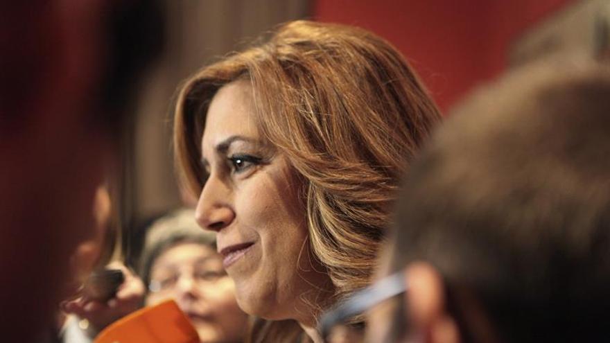 """Díaz dice que no es la primera vez que Pablo Iglesias """"enseña la patita"""""""