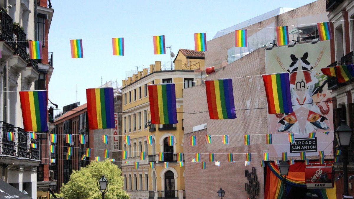 La calle Augusto Figueroa en el Orgullo 2018 | SOMOS CHUECA