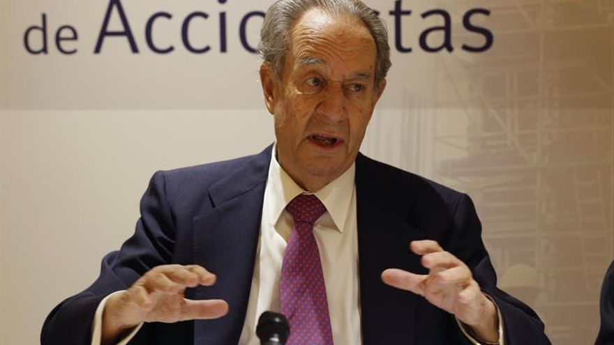 Villar Mir, nuevo presidente del Patronato de la Fundación Ortega-Marañón